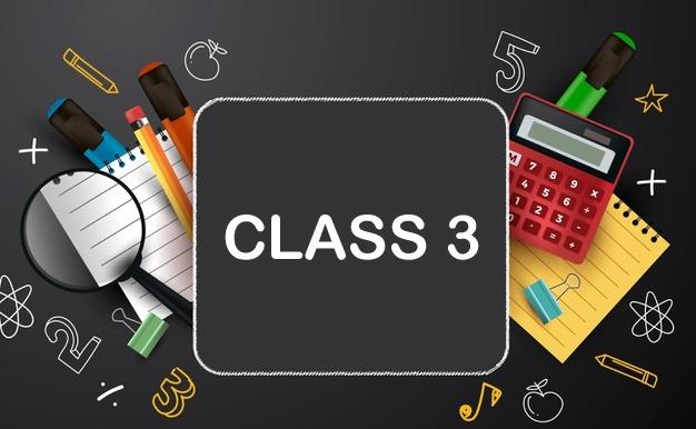 CBSE - Class 03 Course