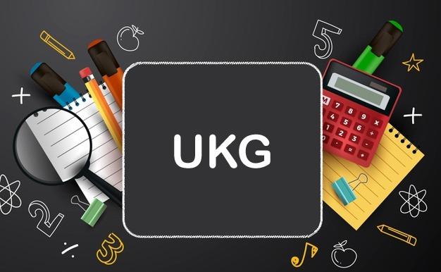 CBSE - UKG Course